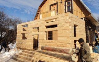 Пристрой к деревянному дому — все варианты пристроек