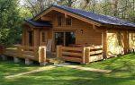 Деревянные одноэтажные дома – план деревянного дома из бруса в 1 этаж