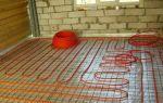 Утеплитель под теплый пол — водяной и электрический варианты теплого пола