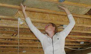 Меняет ли минвата характеристики при намокании на стенах