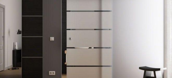 Входные и межкомнатные двери — варианты