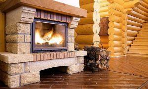 Печное отопление в деревянном доме — как правильно обустроить