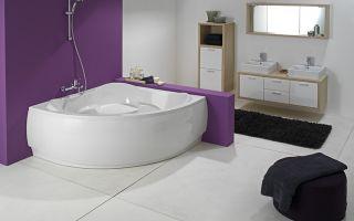 Акриловые ванны — нюансы выбора