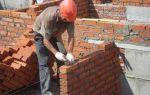 Стоимость 1 м3 кирпичной кладки при строительстве частного дома