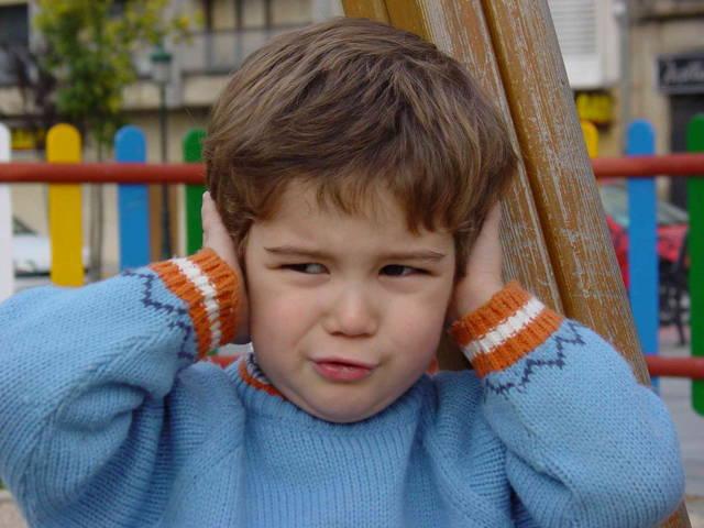 Пороговые значения шума