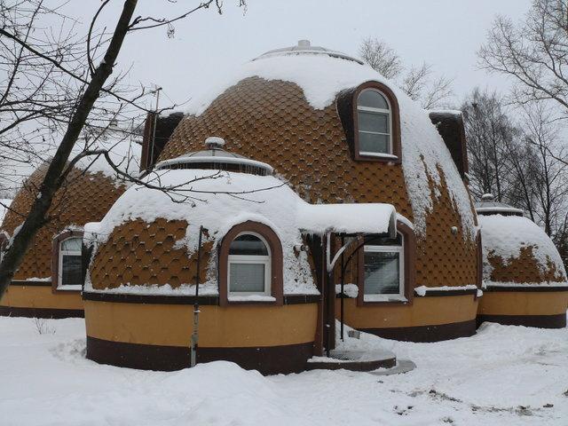 Проекты эко домов