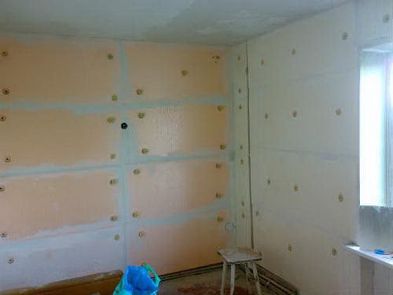 Меняет ли минвата характеристики при намокании на стенах 3