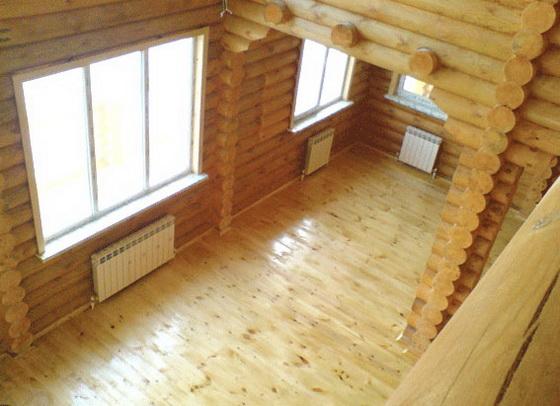 Отопление деревянного дома – возможные варианты 2
