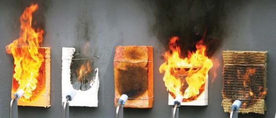Группы горючести строительных материалов - повышаем степень огнестойкости деревянного дома 5