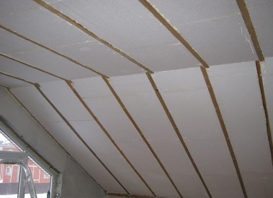 Теплоизоляция крыши от жары – можно ли утеплять крышу дома пенопластом 2