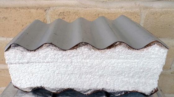 Теплоизоляция крыши от жары – можно ли утеплять крышу дома пенопластом 3
