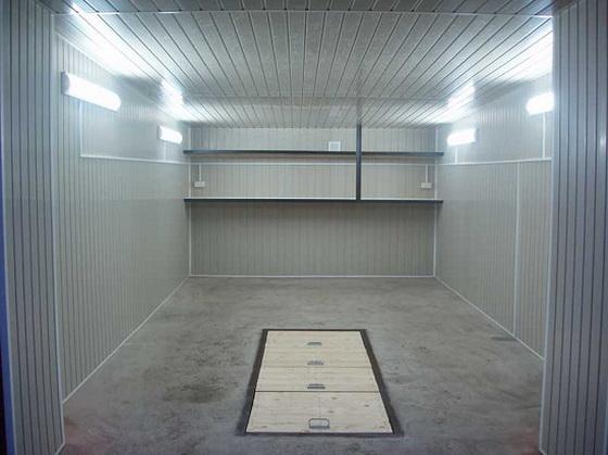 Утепление гаража изнутри своими руками - выбираем лучший утеплитель для гаража 3