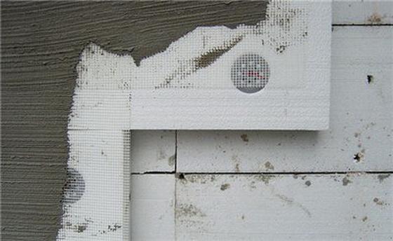 Штукатурка фасада по утеплителю - технология работ и материалы 5