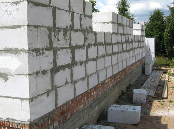 Отзывы по качеству газосиликатных блоков для частного строительства 2