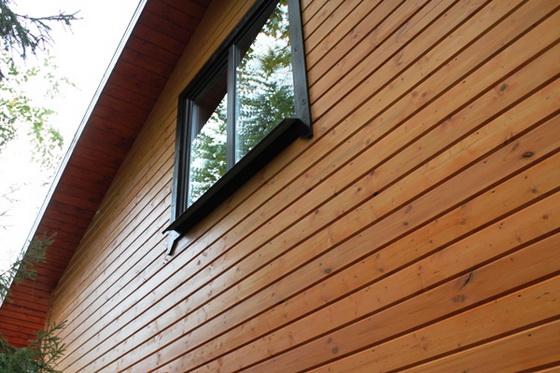 Размеры и характеристики имитации бруса для фасада частного дома 3