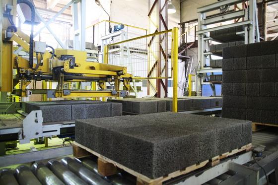 Простое оборудование для производства керамзитобетонных блоков своими руками 3