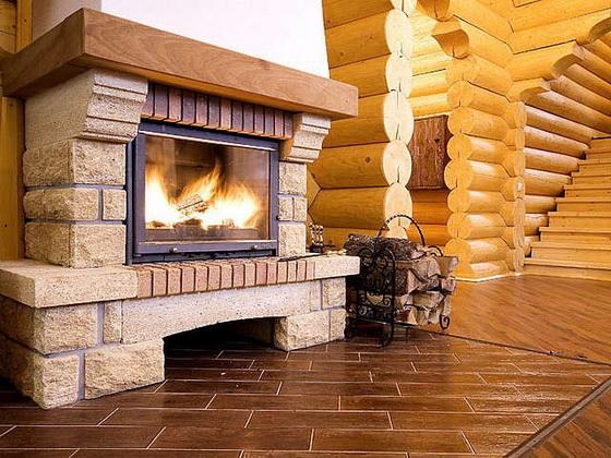 Печное отопление в деревянном доме - как правильно обустроить 1