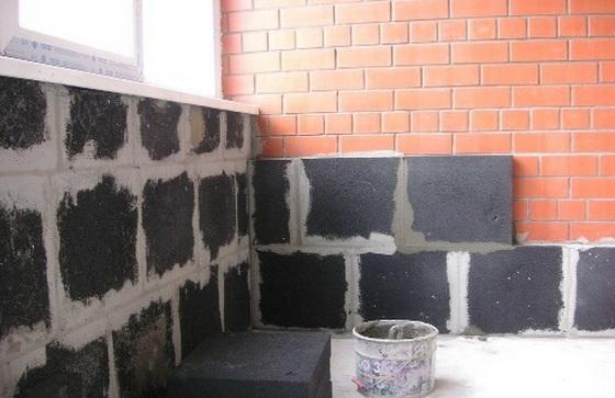 Пеностекло - недостатки утеплителя при утеплении частного дома 1