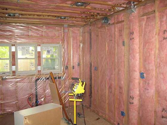 Правильные утеплители для стен деревянного дома - выбираем вместе 4