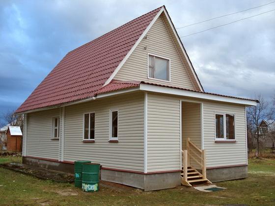 Пристрой к деревянному дому - все варианты пристроек 3