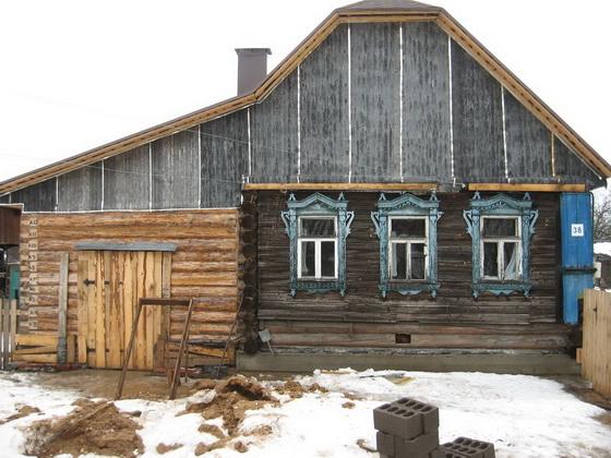 Пристрой к деревянному дому - все варианты пристроек 4