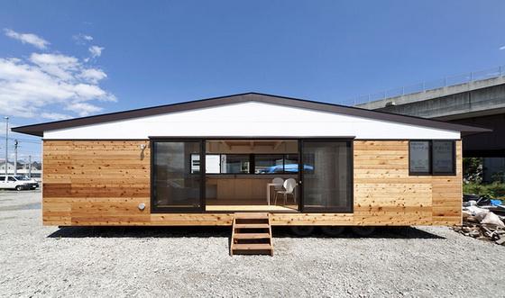 Экологичные проекты частных домов из сэндвич панелей 5