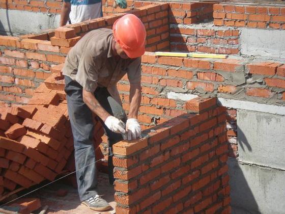 Стоимость 1 м3 кирпичной кладки при строительстве частного дома 1