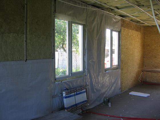 Правильное утепление дома изнутри современными утеплителями 5