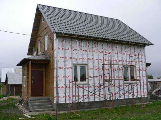 Варианты утепления фасада дома - монтируем сайдинг своими руками с утеплением 1