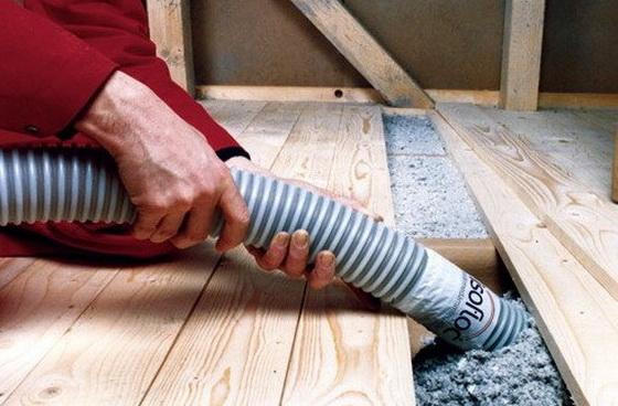 Как утеплить пол в деревянном доме, чтобы было тепло 4