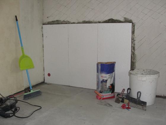 Утепление пенопластом стен изнутри - размеры теплоизоляции для стен в квартире 4