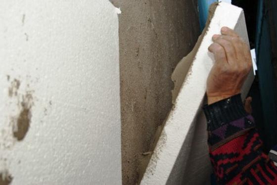 Утепление пенопластом стен изнутри - размеры теплоизоляции для стен в квартире 5