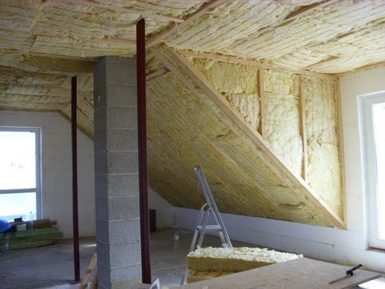 Минеральная вата для утепления стен - технология утепления стен минватой 3