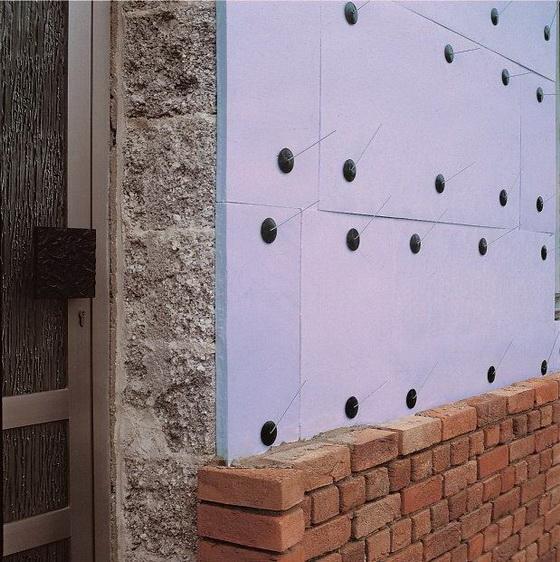 Технология утепления стен полистиролом – утепление кирпичного дома снаружи пенопластом 2