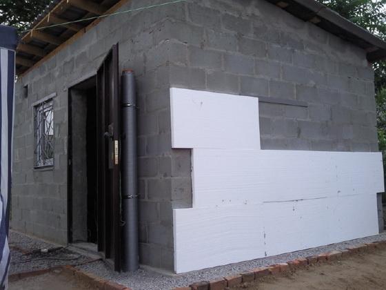 Технология утепления стен полистиролом – утепление кирпичного дома снаружи пенопластом 4