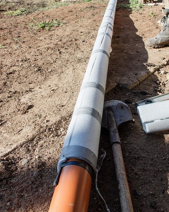 Утеплитель для труб отопления Энергофлекс - характеристики и монтаж 4