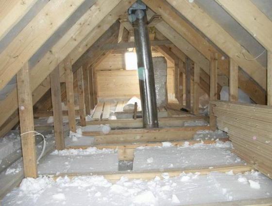 Утеплитель для крыши и мансарды - какой выбрать? 2