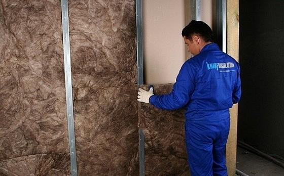 Утеплитель для стен внутри квартиры - экологичный и дешевый вариант 2