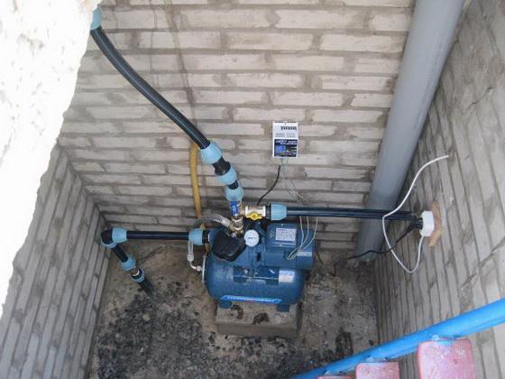 Правильный подбор насоса для водоснабжения дома за городом 4