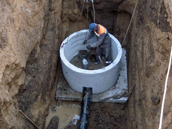 Как провести воду в загородный дом из колодца 3