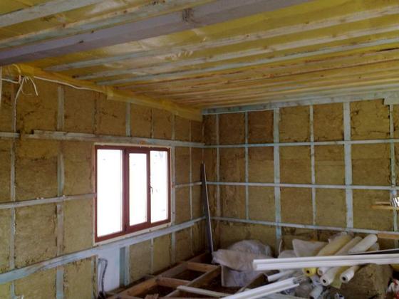 Базальтовый утеплитель - вредность для жильцов дома 3