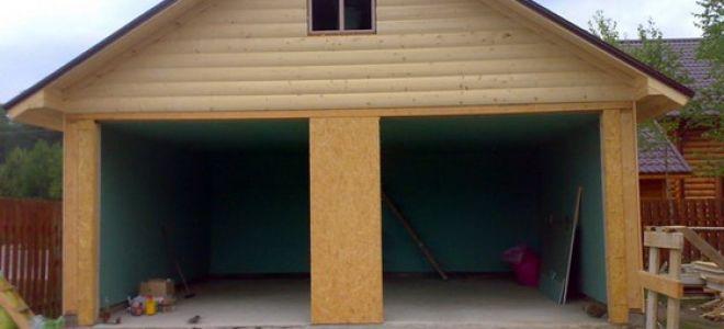 Пошаговое руководство строительства гаража из сэндвич панелей — от А до Я