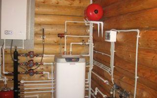 Отопление деревянного дома – возможные варианты