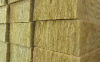 Базальтовая вата — технические характеристики утеплителя