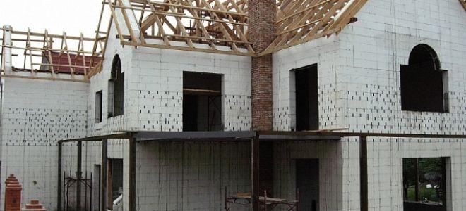 Технология строительства домов Термодом