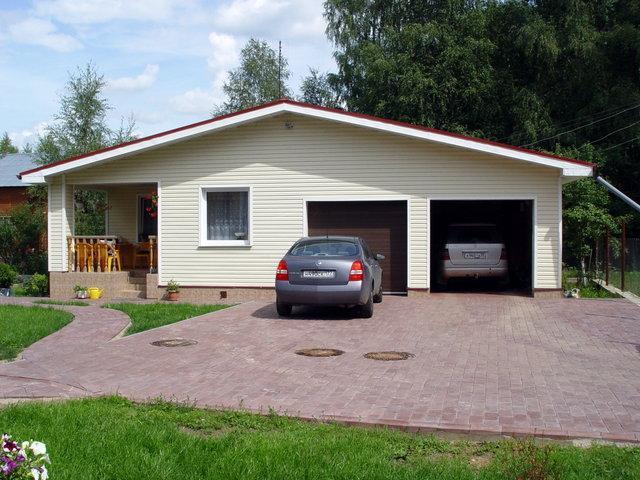 Безопасный гараж