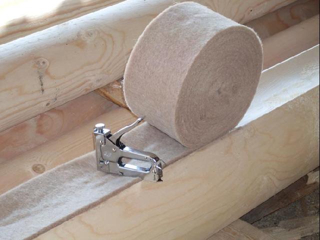 Использование джута в строительстве