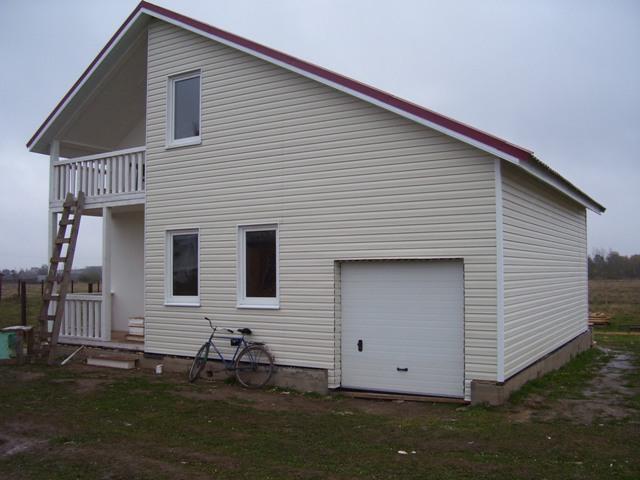 Как изолировать гараж от дома