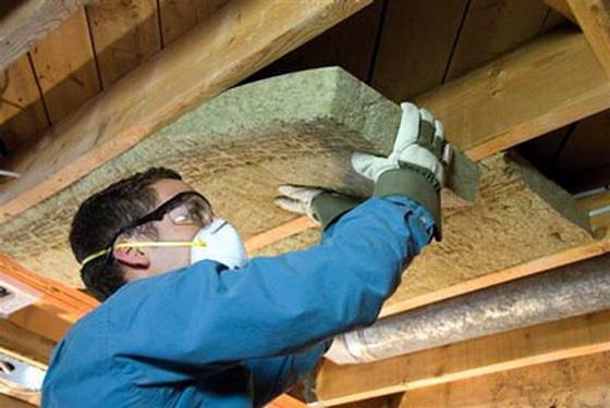 Несет ли минеральная вата вред для здоровья жильцов 5
