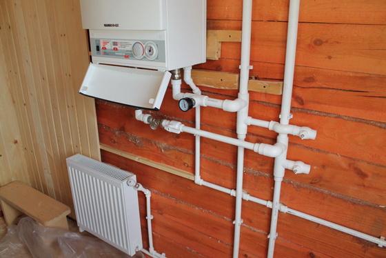 Отопление деревянного дома – возможные варианты 3